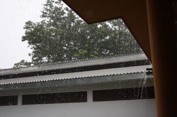 Rainfall.