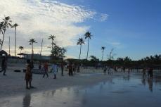 Coco beach.