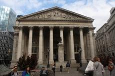The Royal Exchange.